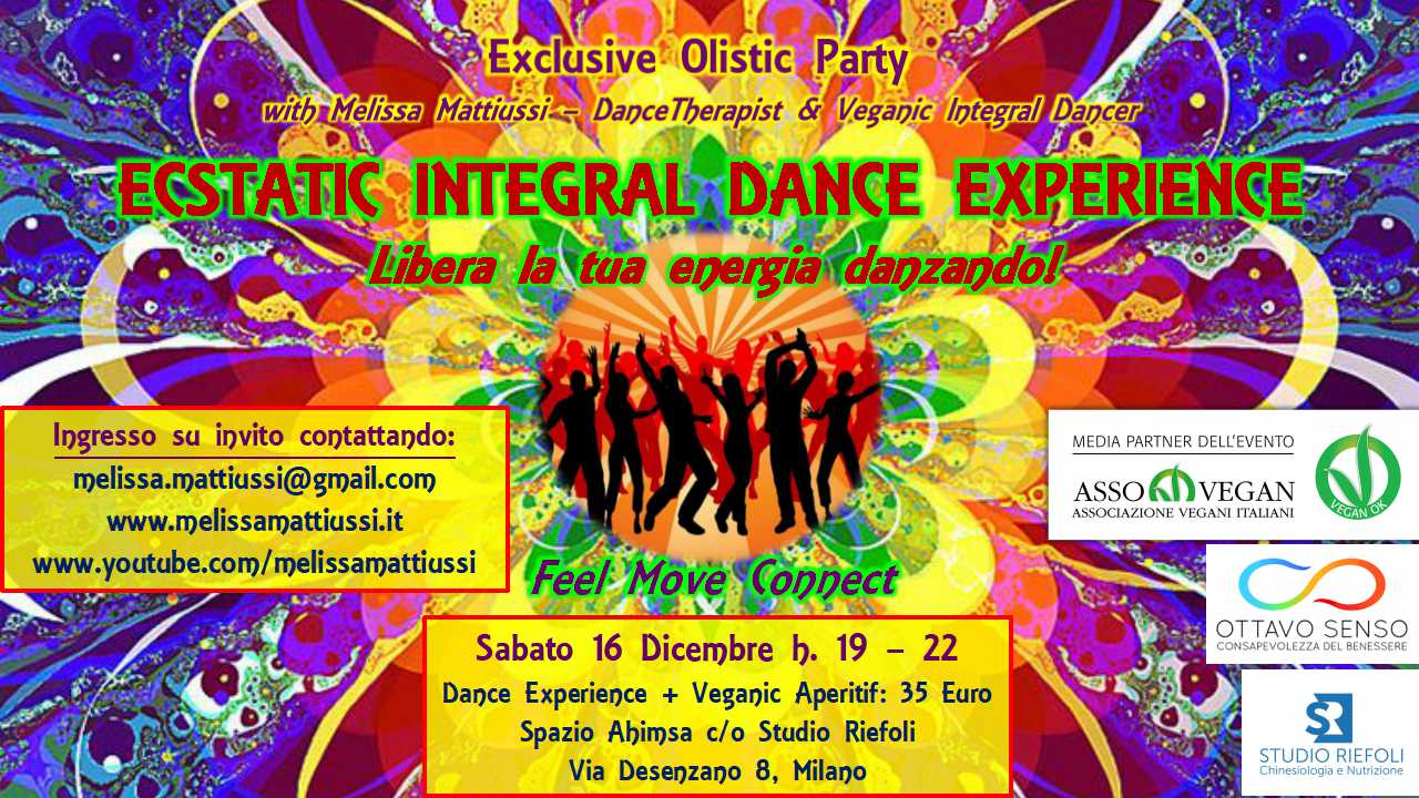 Ecstatic Integral Dance Experience