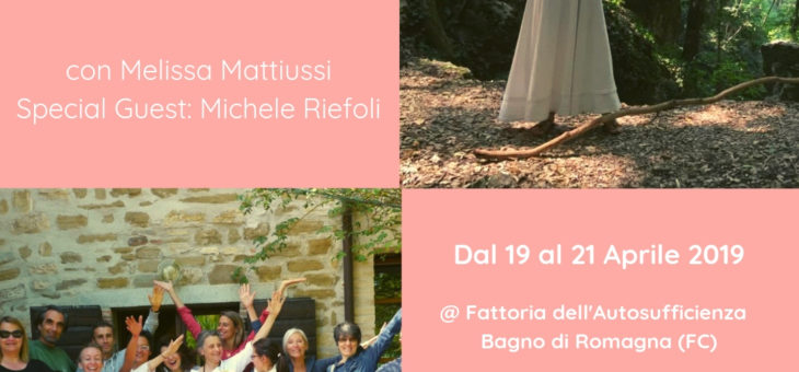 Dance, Food & Digital Detox. Pasqua 2019